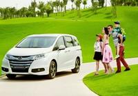 Trải nghiệm Honda Accord 2016 và Odyssey tại TP.HCM
