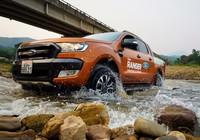 Ford thiết lập doanh thu kỷ lục trong tháng Ngâu