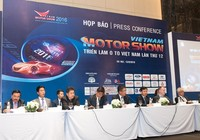 Sẽ có nhiều xe mới tại triển lãm ô tô Việt Nam 2016