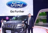 Ford Explorer, chiếc SUV hạng sang kiểu Mỹ