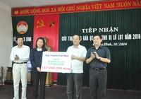 Toyota Việt Nam hỗ trợ đồng bào lũ lụt miền Trung