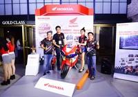 Honda tổ chức lễ chiến thắng của Marc Marquez 93