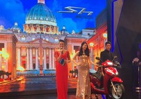 Honda ra mắt siêu phẩm SH300i nhập khẩu từ Ý