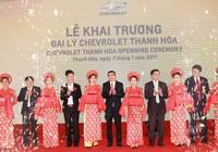 GM Việt Nam khai trương đại lý tại Thanh Hóa