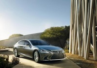 Cùng chiêm ngưỡng tuyệt tác Lexus LS 2018