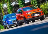 Ford tiếp tục kinh doanh thành công tháng 1-2017