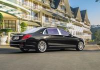 Mercedes-Maybach S 500 và S 400: Siêu xe & siêu sang