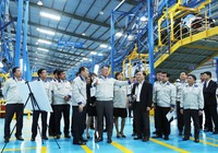 Tập đoàn Thành Công và Hyundai Motor mở rộng sản xuất