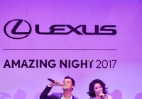 Sang trọng dạ tiệc Lexus Amazing Night 2017
