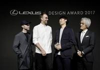 """Mời tham gia """"Giải thưởng thiết kế Lexus 2018"""""""
