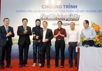 Ford nỗ lực vì một Việt Nam giao thông an toàn hơn