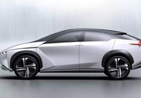 Sững sờ tuyệt phẩm Nissan Concept IMx lái tự động