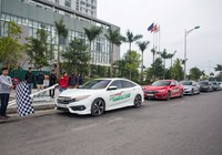 Honda Civic thế hệ thứ 10 chỉ 4,5 lít/100 km