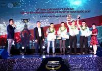 GM Việt Nam: Cuộc thi kỹ năng bán hàng và tay nghề 2017