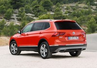 VW Tiguan Allspace 2018: xe SUV 7 chỗ, giá gần 1,7 tỷ