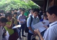 Nhận giấy chứng nhận kết quả thi trực tiếp tại 10 tỉnh, thành