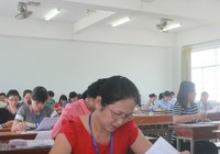 Ngày mai nhiều tỉnh hoàn tất chấm thi THPT quốc gia