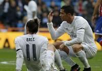Bale lại rách cơ vắng mặt vòng 16 đội Champions League?