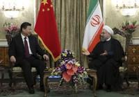 Iran và Trung Quốc nhất trí lập quan hệ chiến lược toàn diện