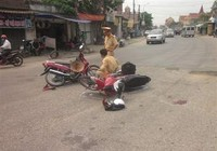 Chở bốn gây tai nạn, hai thanh niên tử vong tại chỗ