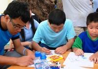 Ấm tình thương trong Ngày Hội của trẻ tự kỷ ở TP.HCM