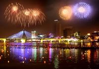 Đà Nẵng dự kiến đón 500.000 lượt khách trong dịp thi pháo hoa 2015