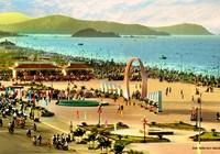 Hàng vạn du khách đổ về biển Cửa Lò giải nhiệt