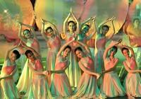 Chùm ảnh ấn tượng chương trình nghệ thuật đặc biệt Đất nước trọn niềm vui