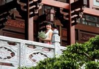 Thăm chùa do Thân Mẫu vua Bảo Đại khởi dựng