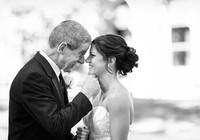 Nước mắt nụ cười của cha trong ngày cưới con gái