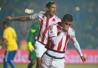Bản lĩnh Paraguay khuất phục những vũ công Samba
