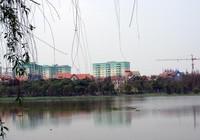 Lại phát hiện xác thanh niên dưới hồ Linh Đàm
