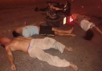 Một địa điểm, 2 vụ tại nạn liên tiếp, 5 người nguy kịch