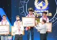 Văn Viết Đức giành vòng nguyệt quế vinh quang Đường lên đỉnh Olympia 2015