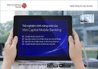 Chuyển tiền nhanh qua Viet Capital Mobile Banking