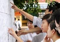 Tập hợp điểm chuẩn dự kiến một số trường Đại học 2015