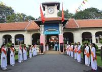 Trường chuyên Lê Hồng Phong hân hoan khai giảng năm học mới