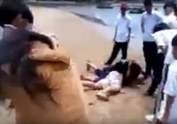 Xuất hiện clip nữ học sinh đánh nhau tại Bãi Trước, TP.Vũng Tàu