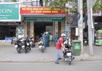 Đình chỉ vụ án vào trụ sở UBND phường chém người