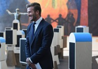 Sir Alex và Beckham trở lại sân cỏ