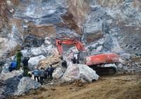 Khởi tố vụ án sập mỏ đá tại Thanh Hóa làm tám người chết