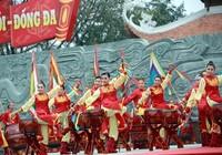 Ngày xuân và trống trận Quang Trung