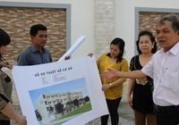 Người xây ký túc xá miễn phí cho sinh viên nghèo qua đời