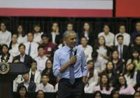 Những sắc thái biểu cảm của Tổng thống Obama