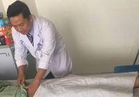 Cứu sống nữ bệnh nhân 18 tuổi vỡ thai ngoài tử cung