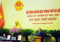 Hà Nội bầu nhiều chức danh chủ chốt