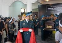 Lễ truy điệu Đại tá phi công Su-30 Trần Quang Khải: Đưa Anh về đất mẹ