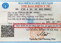 Bổ sung thông tin 'đủ 5 năm liên tục' trên thẻ BHYT