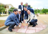 Hàn Quốc ký hợp tác từ thiện xã hội ở Quảng Ngãi