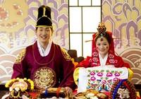 Trang phục cưới truyền thống của cô dâu khắp châu Á